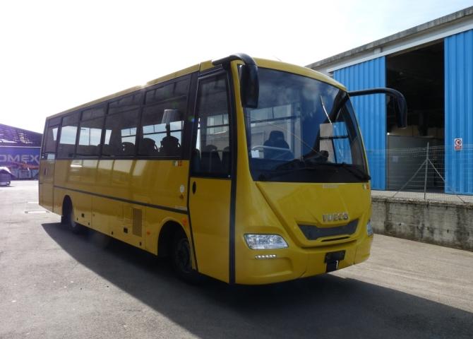 Scuolabus Iveco CC100 SITCAR ITALO - Diesel   Iveco Busmaster
